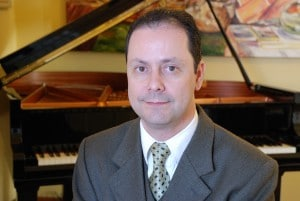 Julio Machado, pianista