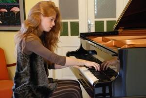 Fernanda Machado, pianista