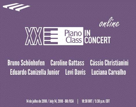 XX PianoClass in Concert