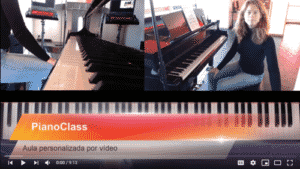 Piano Teacher - Fernanda Machado