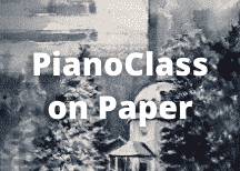 PianoClass on Paper